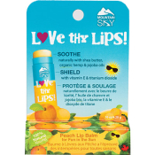 Peach Lip Balm Box