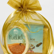Mountain Sky Relief Gift Bag
