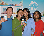 Mountain Sky Family