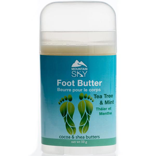 Mountain Sky Foot Butter