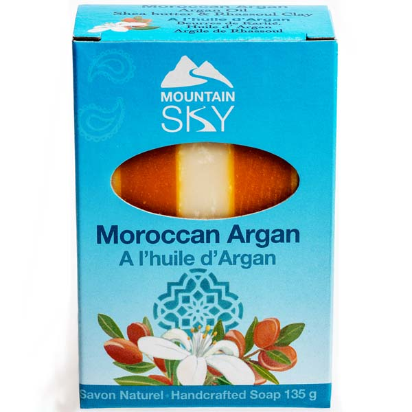 Moroccan Argan Bar Soap