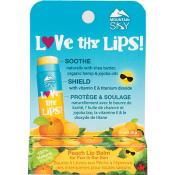 Peach Lip Balm Box