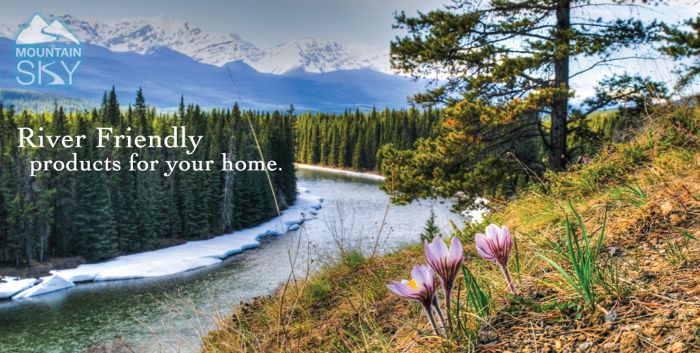 River Friendly Products For Your Home