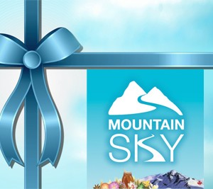 Mountain Sky Gift Certificates