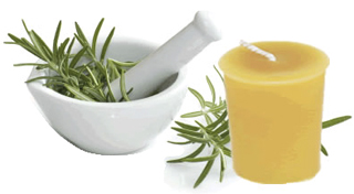 Rosemary Mint Essentials Votives